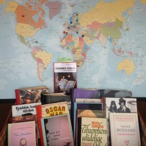 litterær jordomrejse