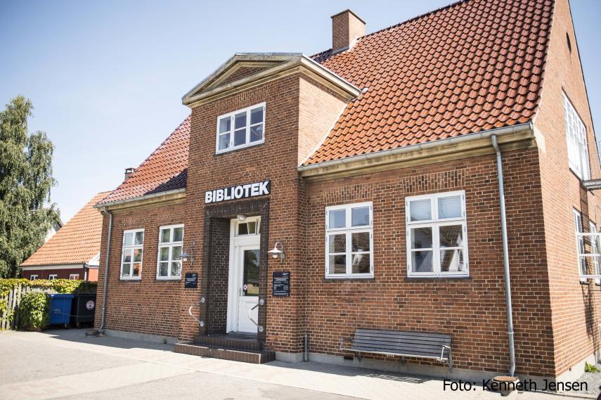Jægerspris Bibliotek