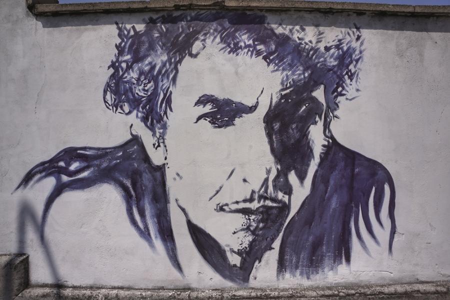 Bob Dylan foredrag