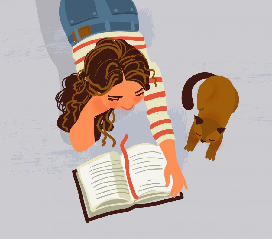 Young Adult - Litteratur til alle aldre