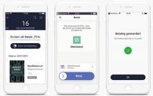 Betal med MobilePay i app